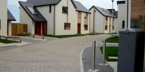 12 Homes, Manby