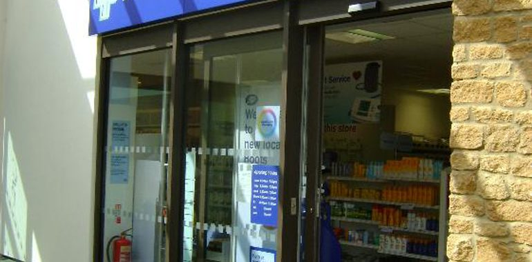 Boots Pharmacy Cullompton