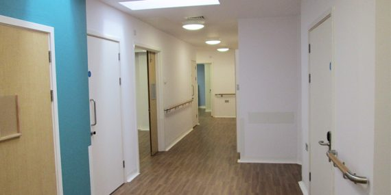 Respite Care Unit Kingswood Ave Interior