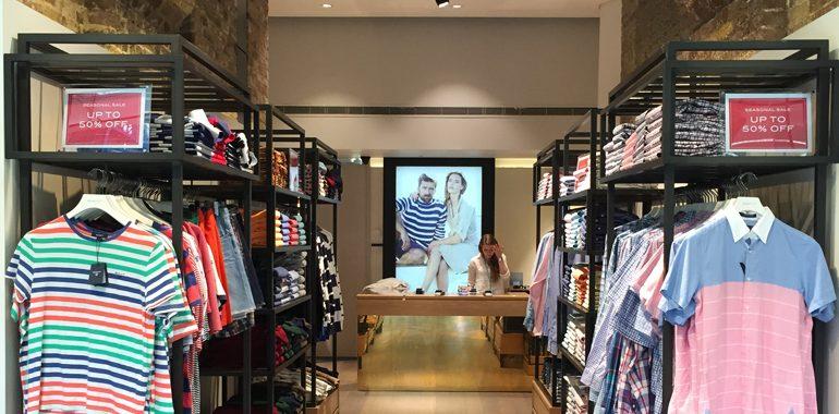 GANT Outlet Store St Pancras