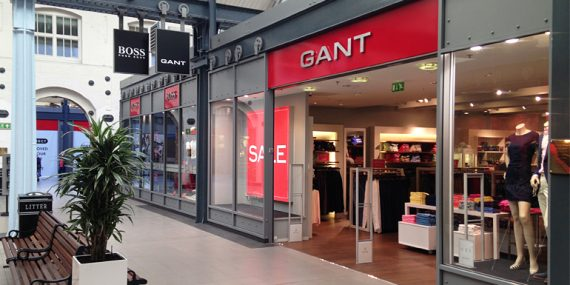 GANT Outlet Store, Swindon