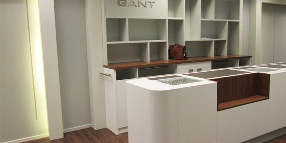 GANT Hatfield Interior