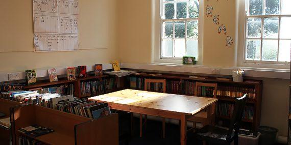 Herbert Fowler School Interior