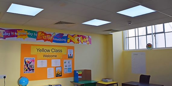 Leaways School Yellow Classroom