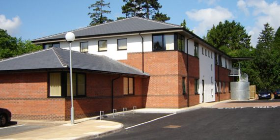Primary Care Centre Droitwich