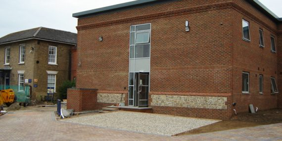 Primary Care Centre Hythe