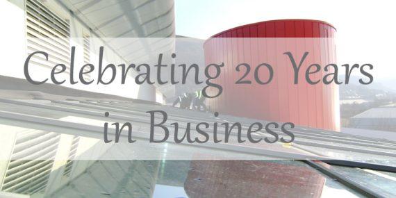 Quadrant Celebrating 20 Years in business