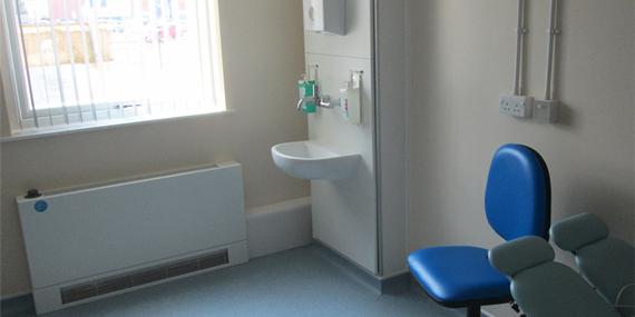 Boston Health Centre